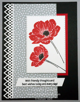 Heart's Delight Cards, Floral Essence, 2019-2020 Annual Catalog, Stampin' Up!,