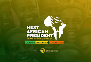 Next African President by Lead Footprints Africa