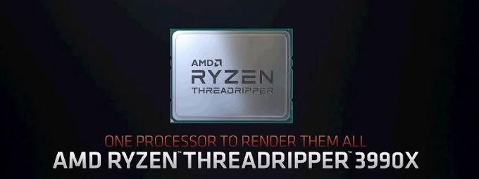 AMD Announces Ryzen Threadripper 3990X: World's First 64-Cores CPU for Desktop