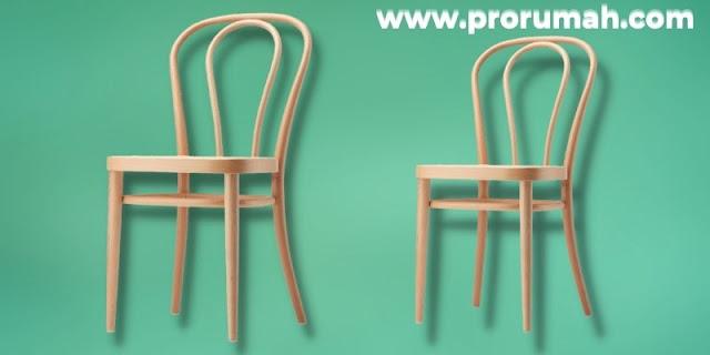 Furniture & Property Untuk Hunian Modern - kursi makan berwarna coklat