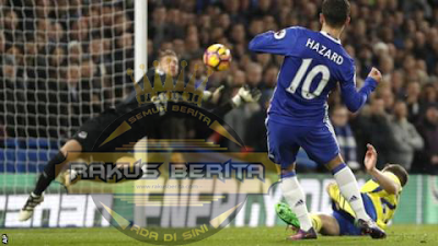 Eden Hazard Menyumbang Dua Gol Untuk Chelsea