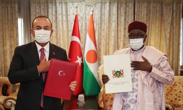 Η τουρκική επιχείρηση «κατάκτησης» της Αφρικής