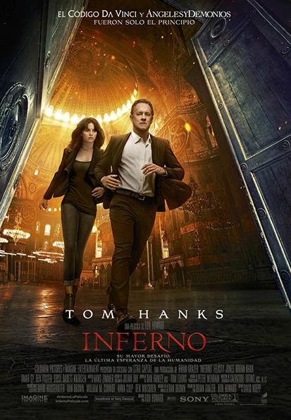 Inferno (V.O.S) (2016)