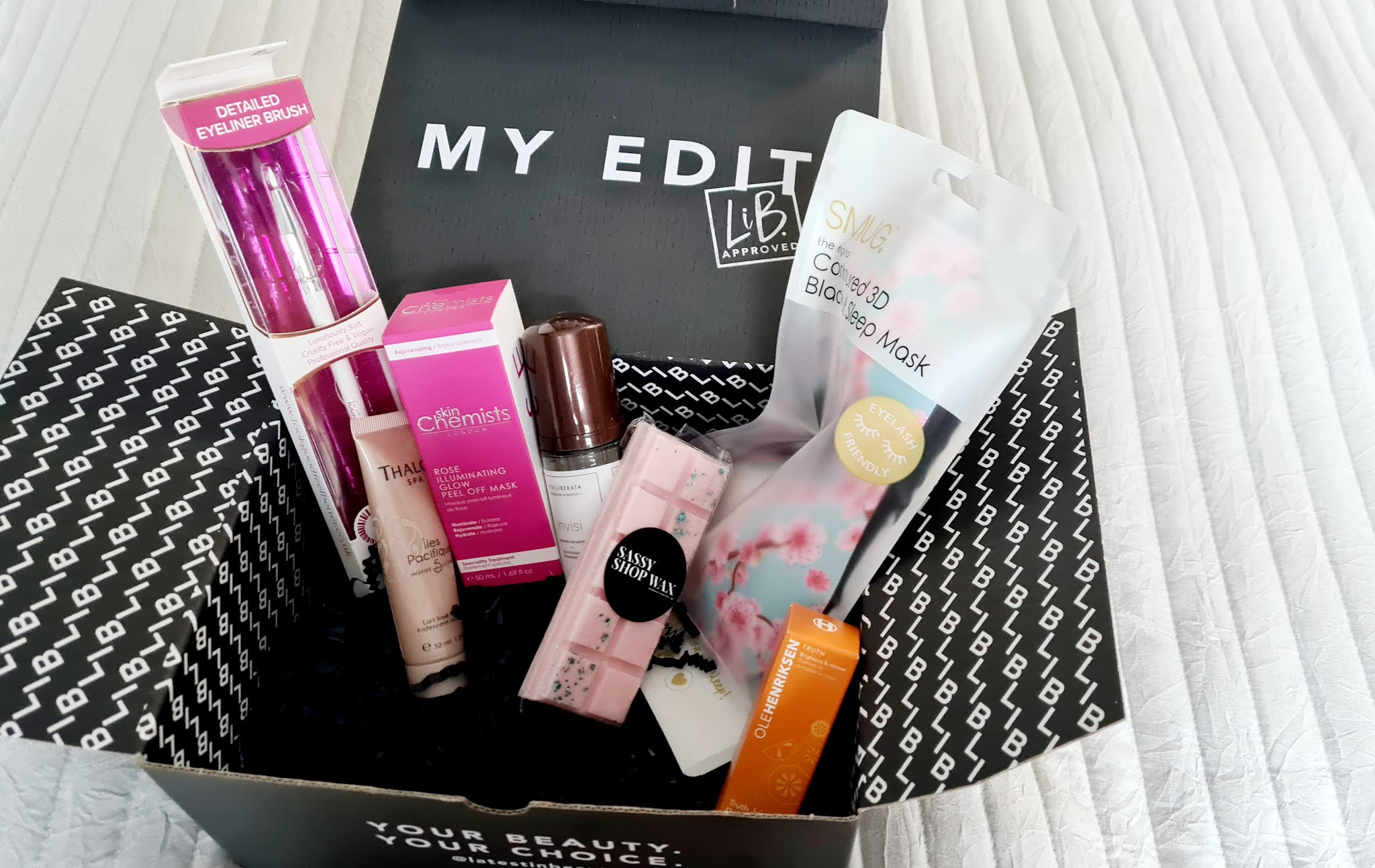 Latest In Beauty Subscription Box 2021 Review