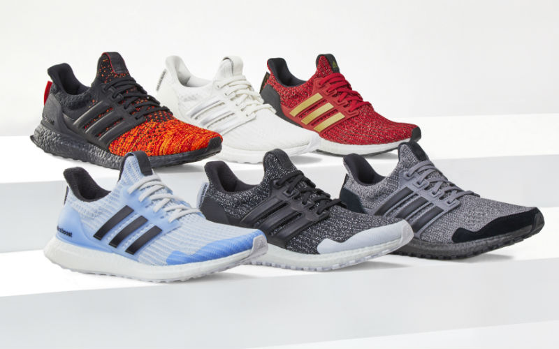 Adidas Running Game of Thrones: los modelos de zapatillas