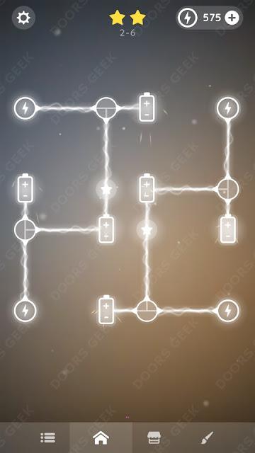 Laser Overload [Beginner] Level 2-6 Solution, Walkthrough, Cheats
