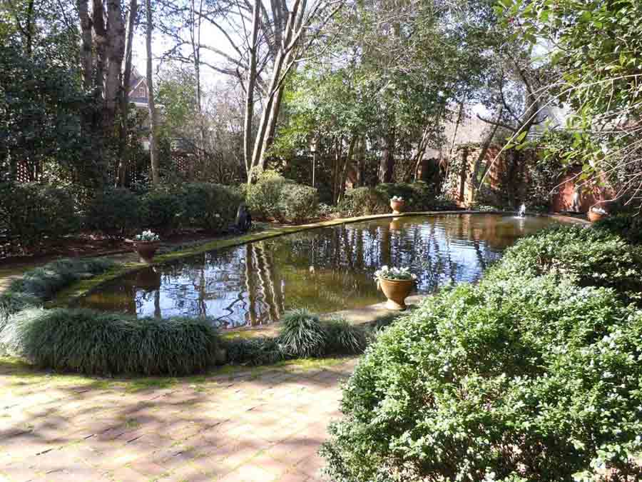 Charlotte architecture wing haven gardens and bird sanctuary - Wing haven gardens and bird sanctuary ...