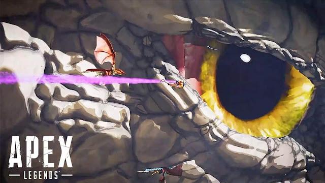 Apex Legends: Οι Δράκοι κάνανε την εμφάνιση τους