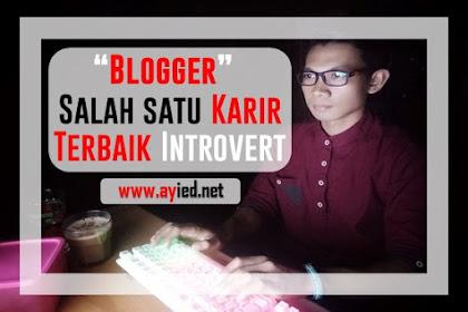 Inilah Karir Terbaik untuk Para Introvert