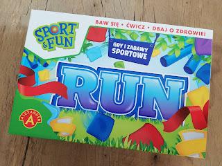 Recenzja run na blogu atrakcyjne wakacje z dzieckiem