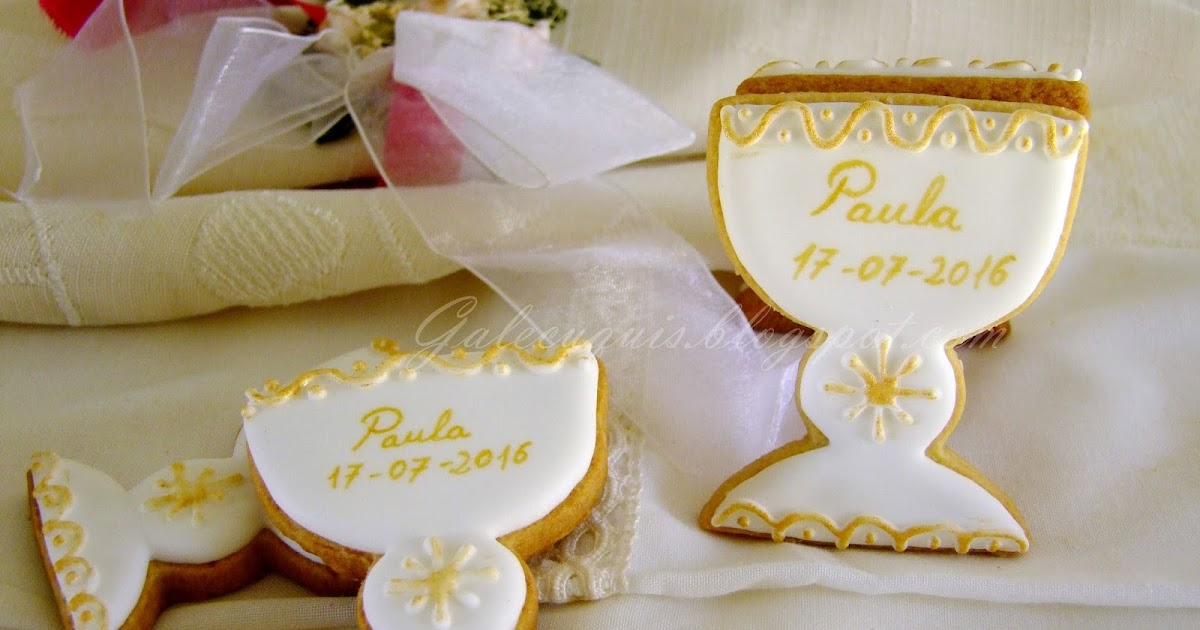 Galletas Decoradas Comunion Ni Ef Bf Bda