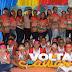 Buerarema - Alunos da rede municipal recebem as boas vindas do Prefeito Vinícius Ibrann e da Secretária de Educação Thaiane com sua equipe