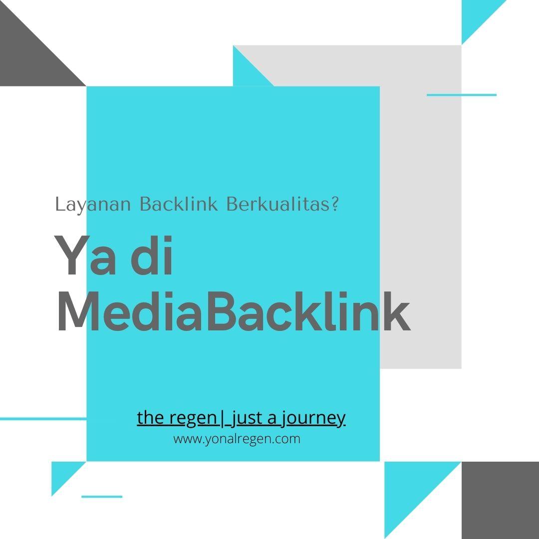 Beli backlink berkualitas di mediabacklink.com