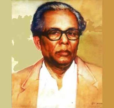 The Bangladeshi great artist Zainul Abedin