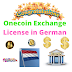 Onecoin Exchange License in German Leads The Way In Crypto