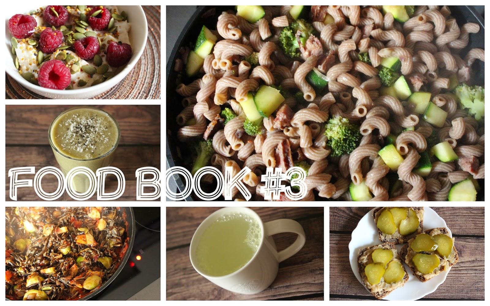 FOOD BOOK #3