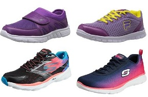 Women's Casual / Sports Footwear – Minimum 50% Off  at Amazon