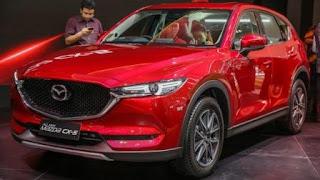 Mazda CX5 2018 sắp về Việt Nam
