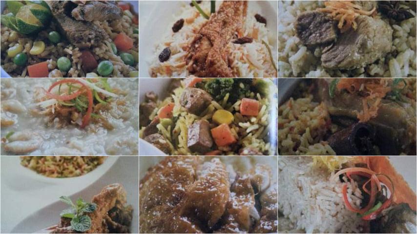 Resepi nasi mudah dan sedap untuk berbuka puasa