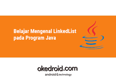 contoh program source code linked list pada java sederhana