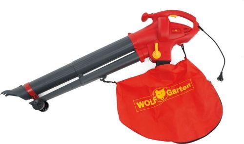 Wolf Garten elektrische bladblazer / bladzuiger