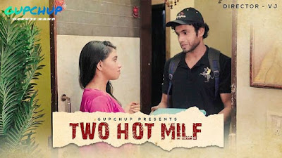 Two Hot Milf Gup Chup web series Wiki, Cast Real Name