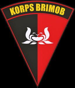 logo korps brimob png