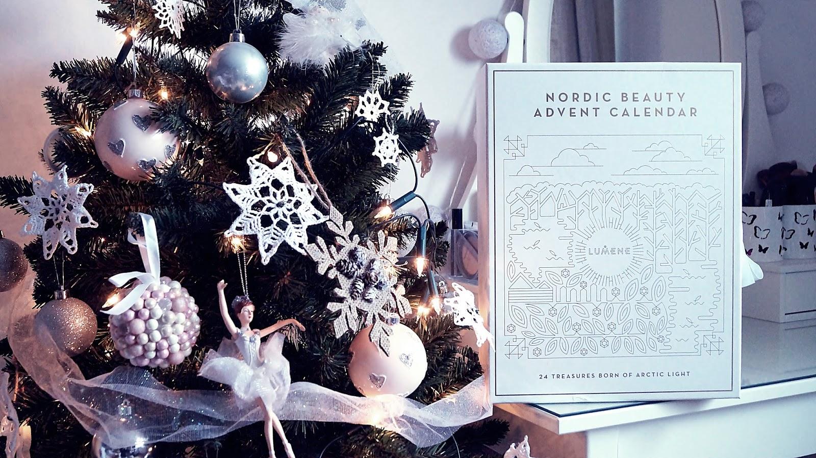 Kalendarz Adwentowy lumene/ Czy warto go kupić?