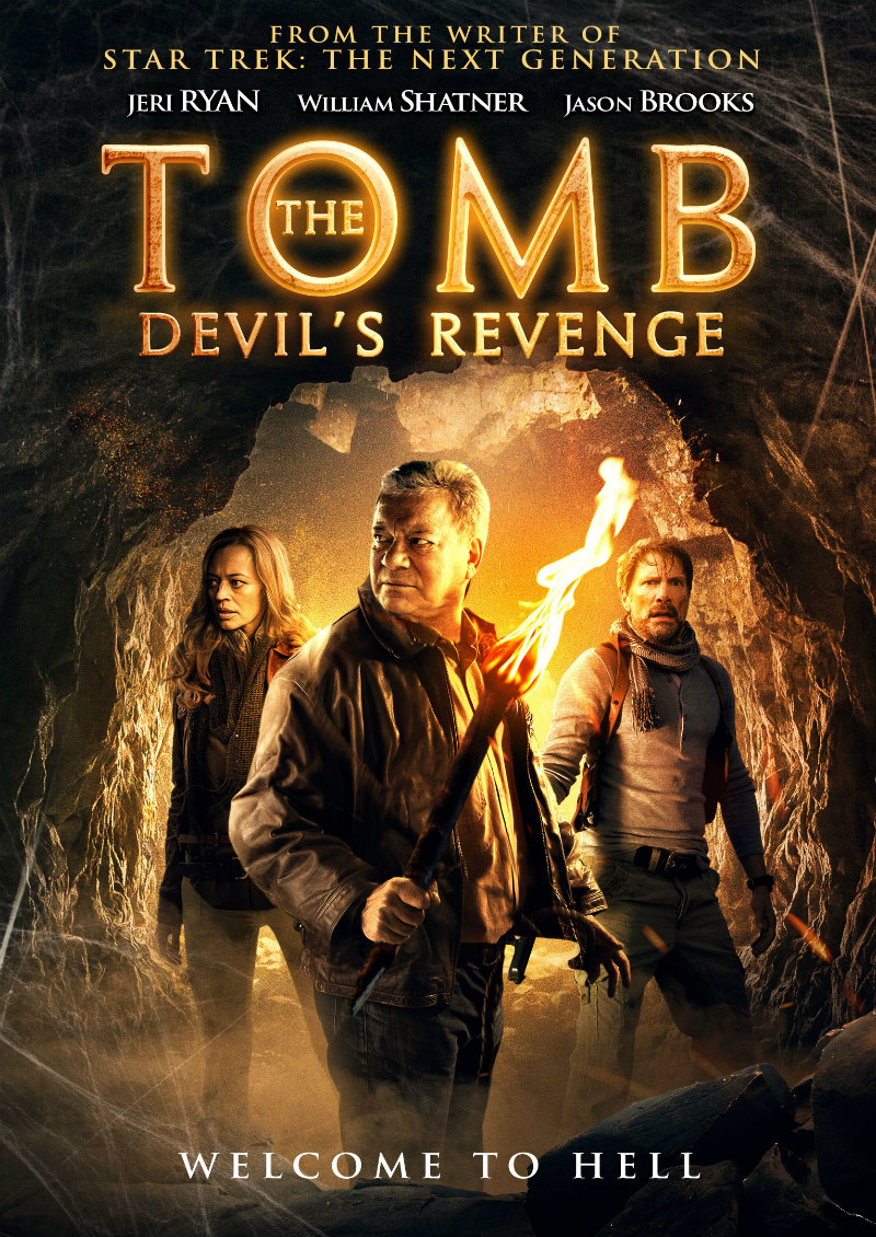 The Tomb: Devil's Revenge poster