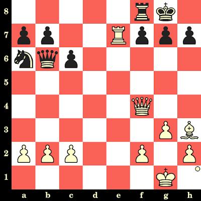 Les Blancs jouent et matent en 4 coups - Anish Giri vs Romain Picard, Bussum, 2009