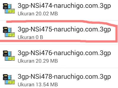 Cara menemukan file yang hilang pada memory card android 1