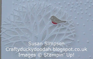 Stampin' Up! Susan Simpson Independent Stampin' Up! Demonstrator, Craftyduckydoodah!, Thoughtful Branches, Softly Falling TIEF, Supplies available 24/7,