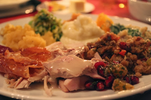 Delicious Dishings: Hosting Thanksgiving: Menu And Planning