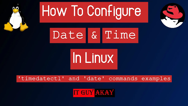 time date commands in Linux