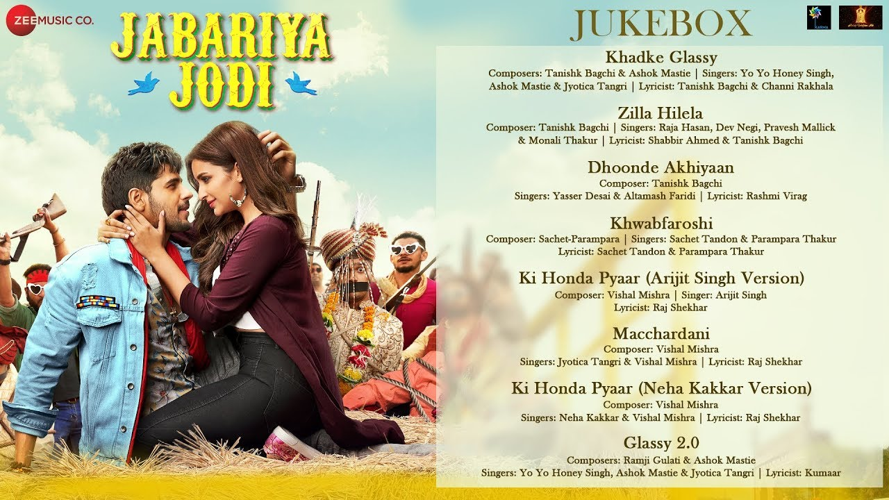 Sachet Tandon - Khwabfaroshi Song Lyrics | Jabariya Jodi