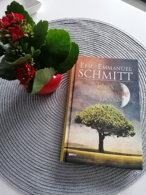 """Eric - Emmanuel Schmitt - """"Felix i niewidzialne źródło"""""""