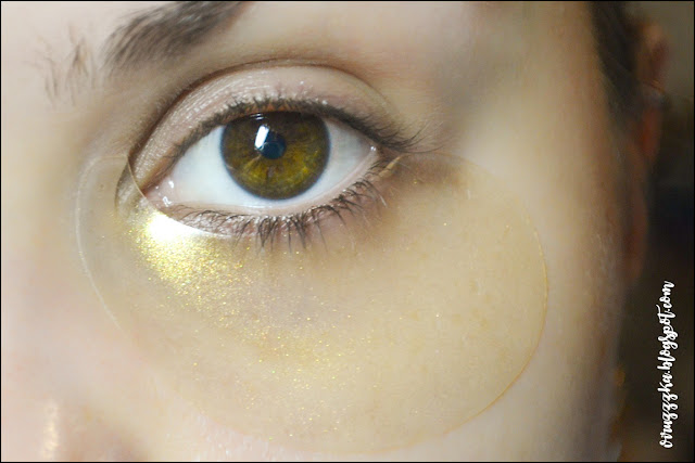 Petitfee Gold & Snail Hydrogel Eye Patch Review