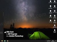Belajar Photoshop #01 - Membuka Aplikasi Adobe Photoshop