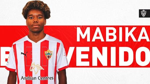 Oficial: Almería, firma Mabika para el juvenil