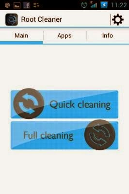 Root Cleaner Terbaru