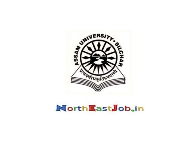 Assam-University-Jobs-2019-Research-Associate