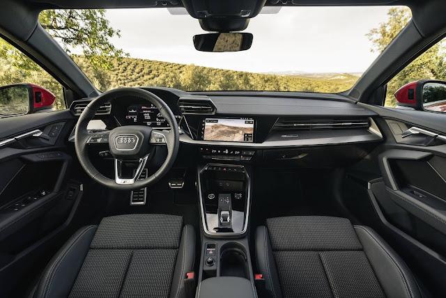 Novo Audi A3 Sportback 2021: novas fotos e informações