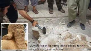 Suriye'de Arkeolojik Taşların Gizemi - Cevat Kulaksız