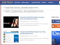 Pengalaman Membuat Blog Ke Tiga Yang Berujung Keberuntungan