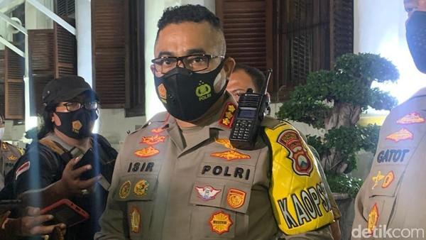 5 Polisi dan 3 Sipil Ditangkap Pesta Sabu, Ini Inisial dan Barang Buktinya