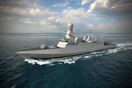 مصر قد تتعاقد على الكورفيت الثقيل الإيطالي Multirole