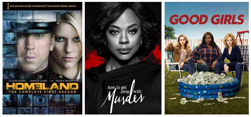 Mes séries sur Netflix #1