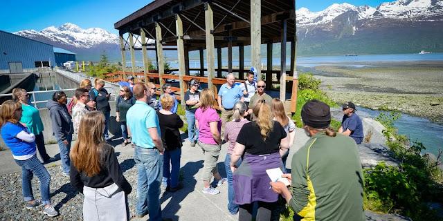 Prince William Sound Community College in Valdez, Alaska