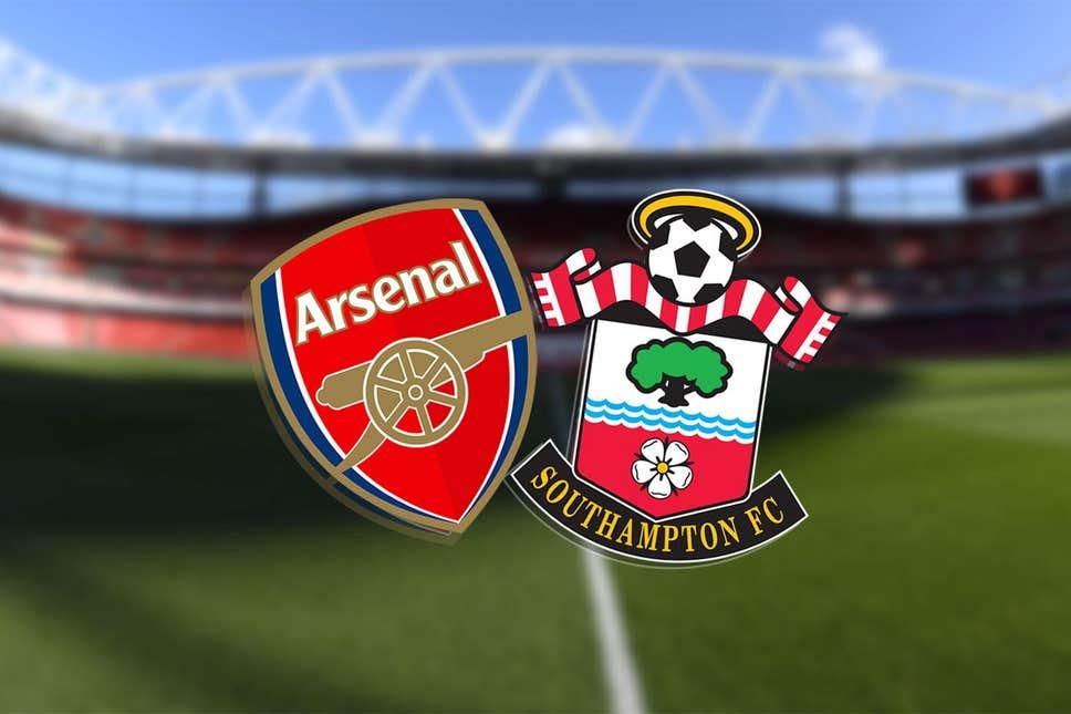 بث مباشر مباراة ارسنال وساوثهامبتون