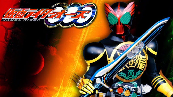 Kamen Rider OOO Episode 1 - 48 Tamat Subtitle Indonesia